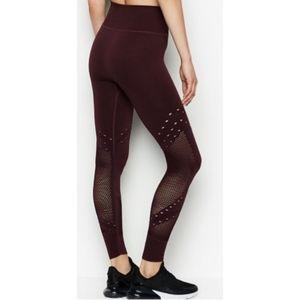 Victoria's Secret Sport Seamless Mesh Leggings